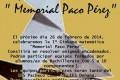 "I Ginkana Matemática ""Memorial Paco Pérez"""