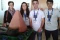 Clasificados para la fase nacional del concurso de cristalización en la Escuela 13/14