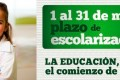 ESCOLARIZACIÓN CURSO 2016/17 (ESO y BACHILLERATO)